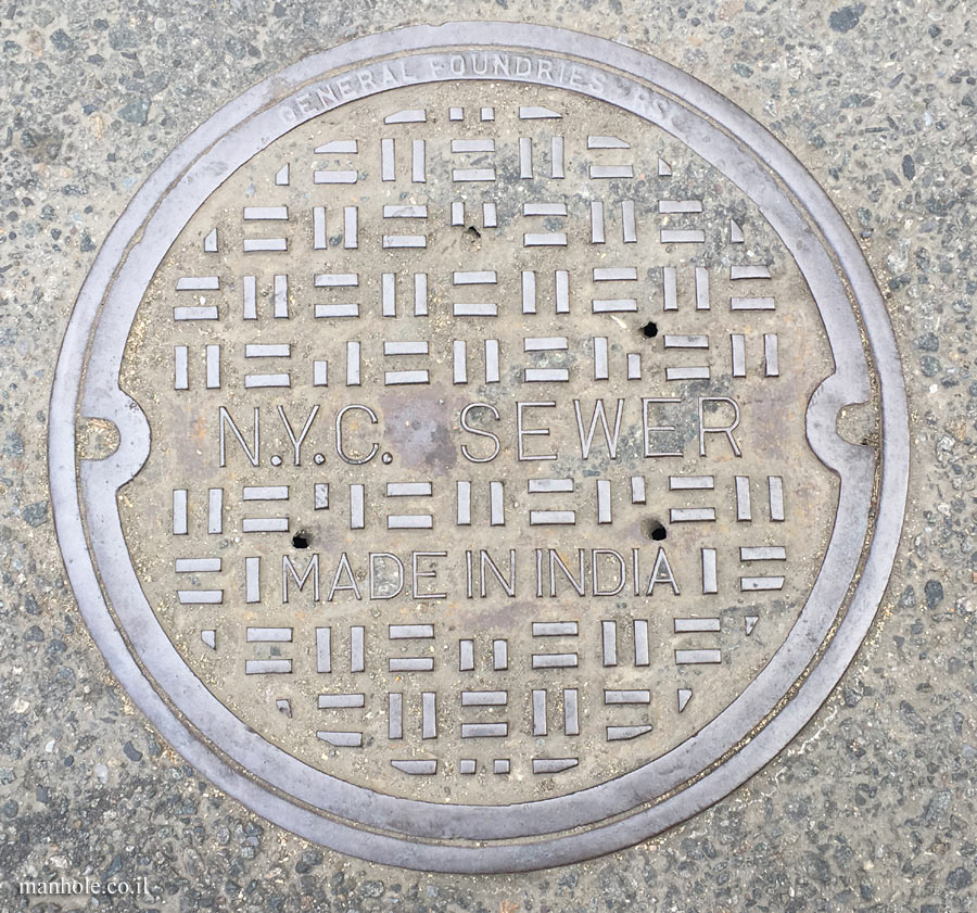New York - Sewage - Made in India 2