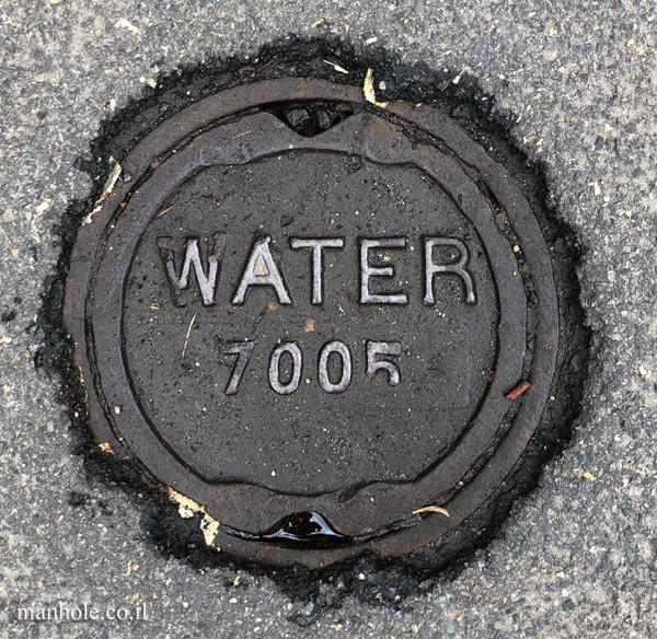 Lexington - water - a small cap - 7005