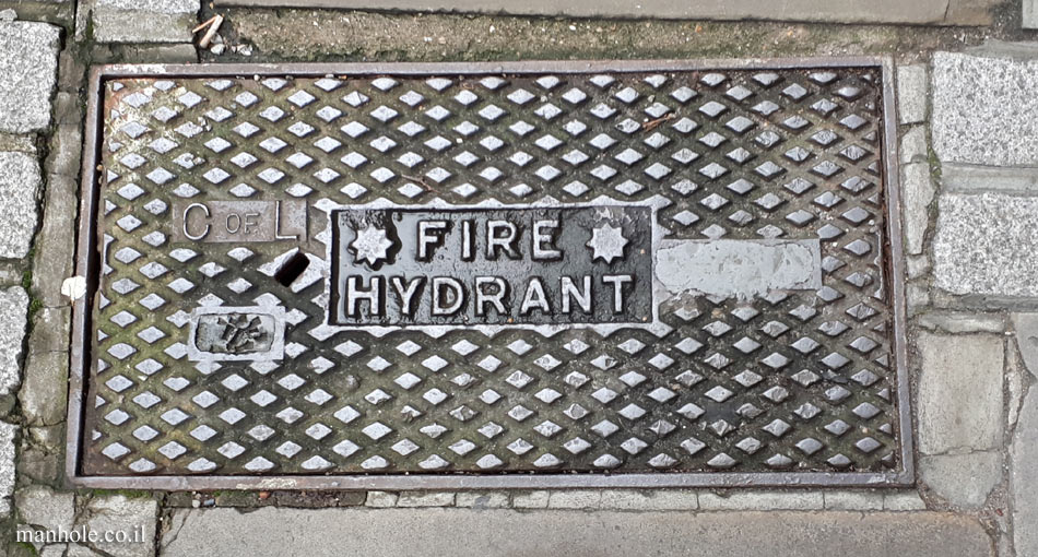 London - Fire Hydrant - C of L