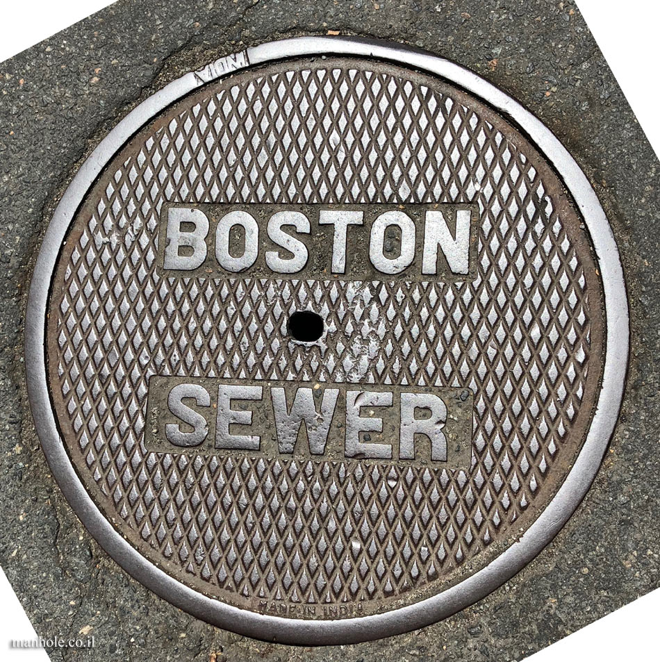 Boston - Sewer - Made in India