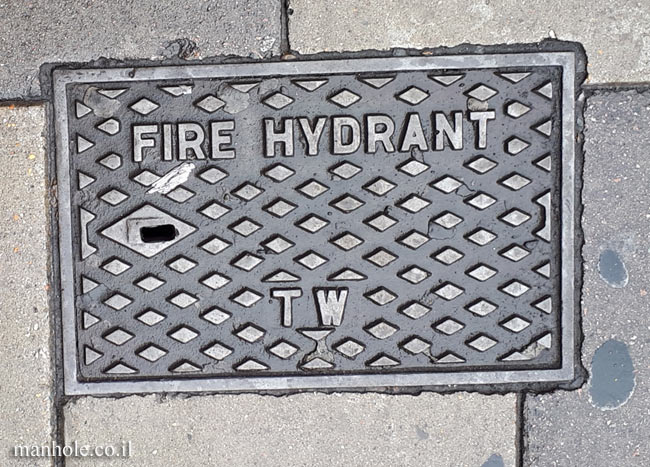London - FIRE HYDRANT
