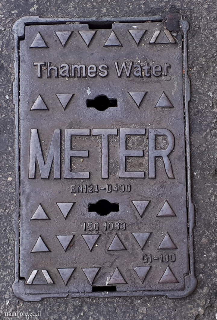 London - Thames Water - METER