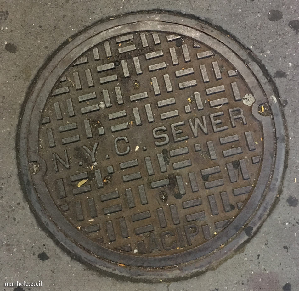 New York - Brooklyn - Sewage - ACIP