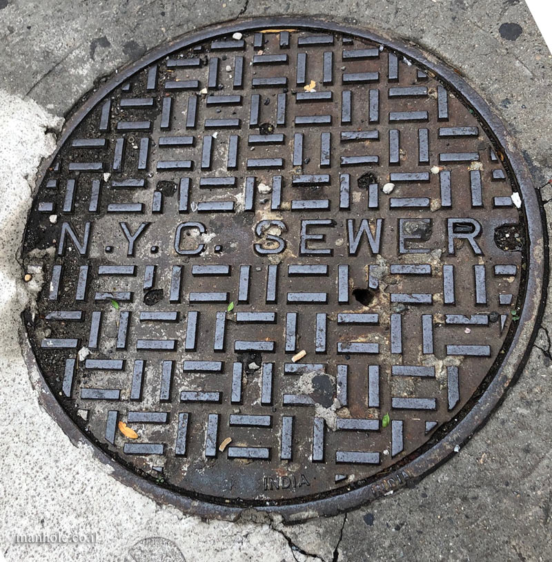 New York - Sewage - Made in India 3