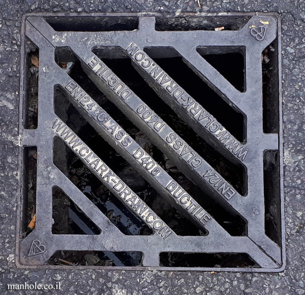 Drainage - London - Folded