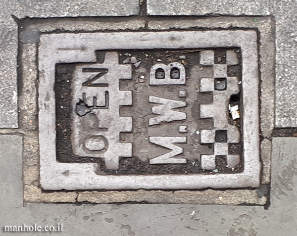 London - MWB - very small cover