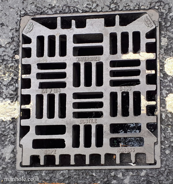 London - drainage - PAm