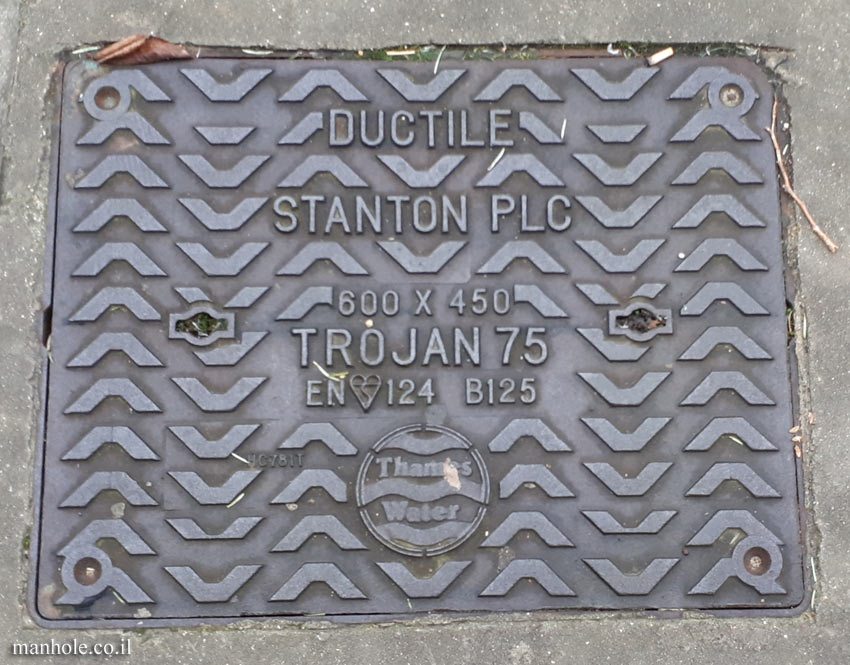 London - Thames Water - Trojan