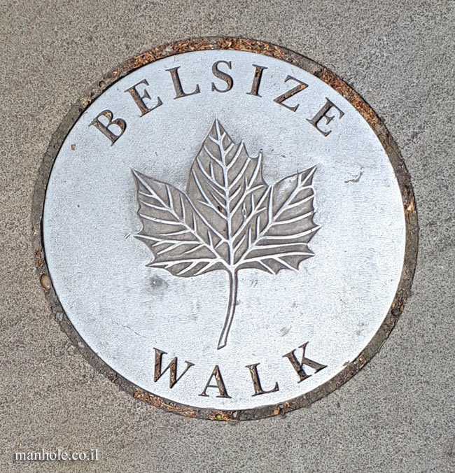 London - Information - Hampstead - BELSIZE WALK