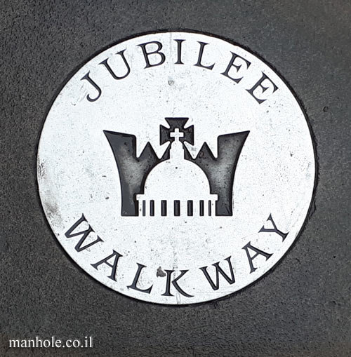 London - Information - Jubilee Walkway